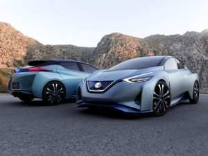 Nissan Electric Car 2020