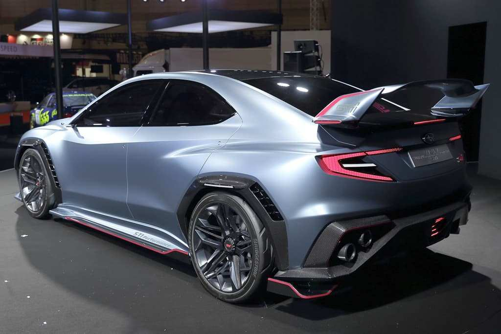 86 New Subaru Wrx 2020 Redesign New Model and Performance