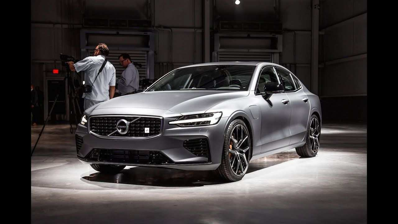 86 New Volvo S60 Polestar 2019 Research New