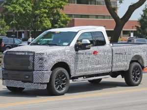 86 New When Can You Order 2020 Ford F250 Interior