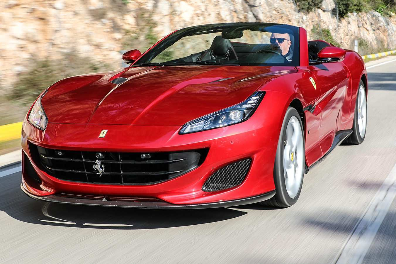 86 The 2019 Ferrari Convertible New Model And Performance