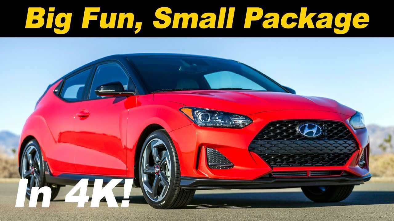 86 The 2019 Hyundai Veloster Review History