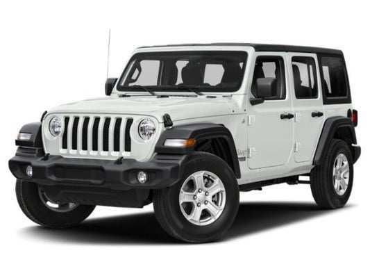 86 The 2019 Jeep Grand Wrangler Pictures