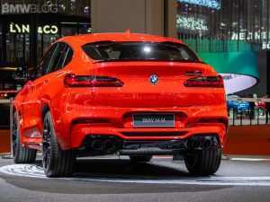 86 The 2020 Bmw X4M Research New