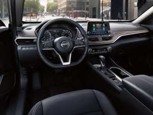 86 The 2020 Nissan Altima Interior Redesign