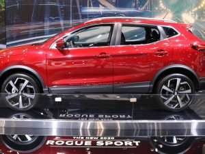 86 The 2020 Nissan Rogue Sport Price and Release date