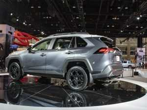 86 The 2020 Toyota Rav4 Redesign and Concept