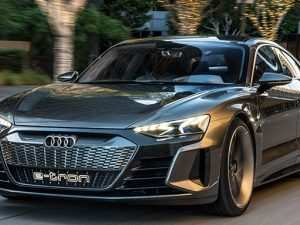 86 The Audi E Tron Gt Price 2020 Price Design and Review