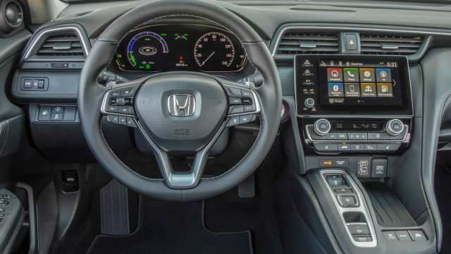 86 The Best 2019 Honda Insight Review Engine