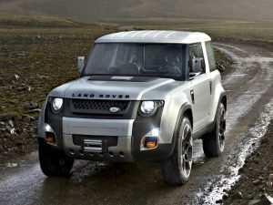 86 The Best 2019 Land Rover Defender Price Spesification