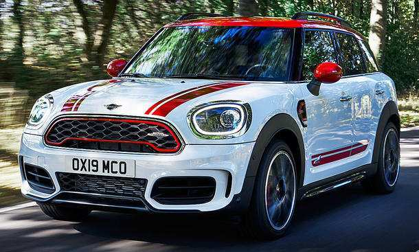 86 The Best 2019 Mini Jcw First Drive