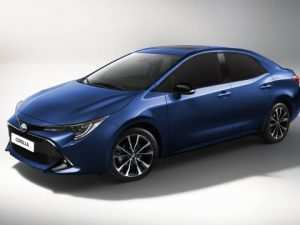 86 The Best 2019 New Toyota Corolla Exterior and Interior