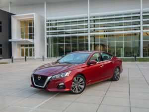 86 The Best 2019 Nissan Altima Platinum Vc Turbo Configurations