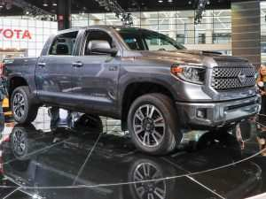 86 The Best 2019 Toyota Sequoia Spy Photos Concept and Review