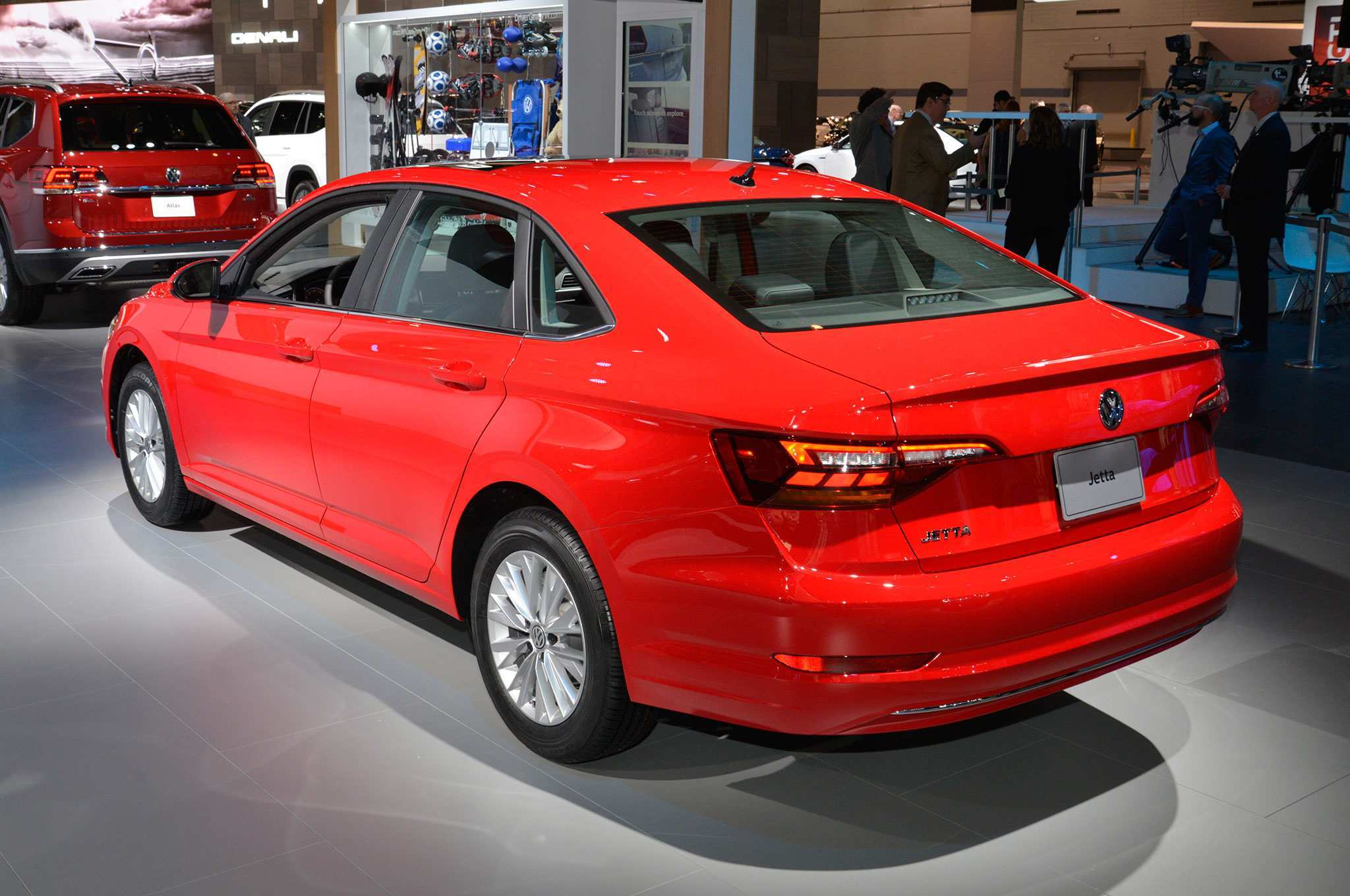 86 The Best 2019 Vw Jetta Canada Overview