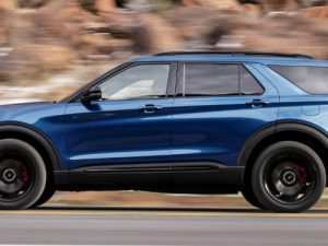 86 The Best 2020 Ford Explorer Design Style