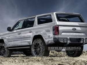86 The Best 2020 Orange Ford Bronco Redesign and Concept