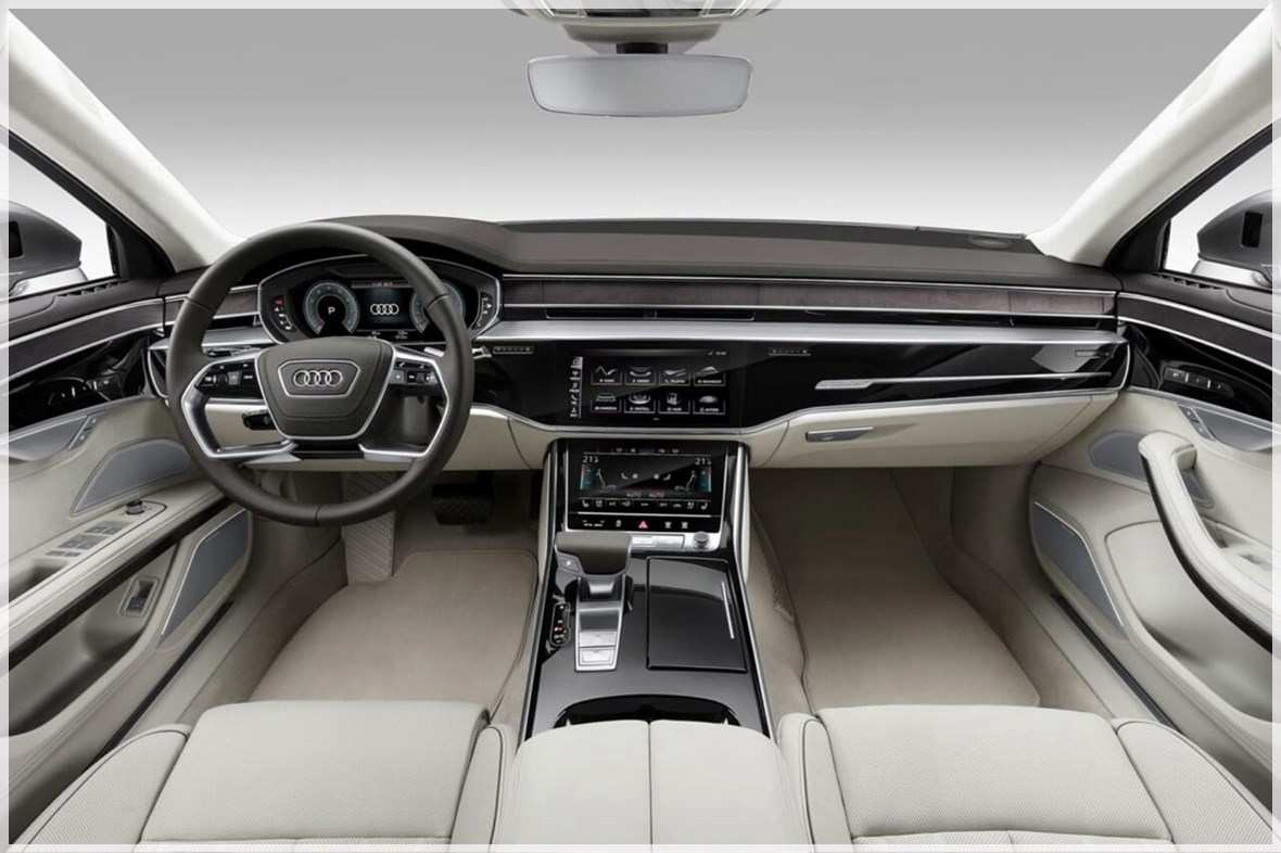 86 The Best Audi Q7 2020 Interior Redesign And Concept