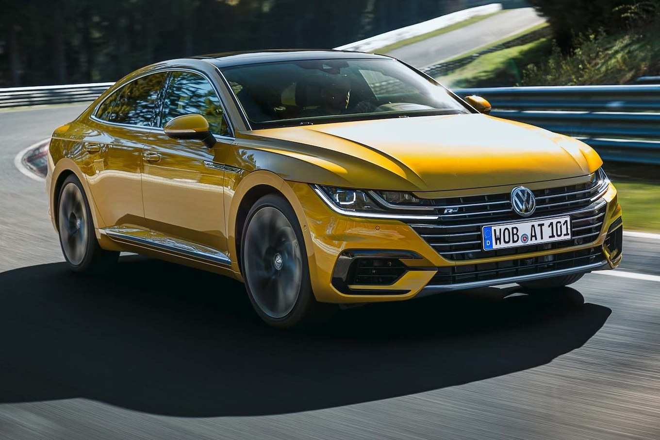 86 The Best Vw 2019 Arteon Redesign And Review