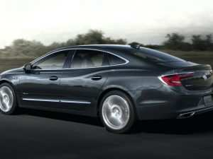 86 The Buick Lacrosse For 2020 Review