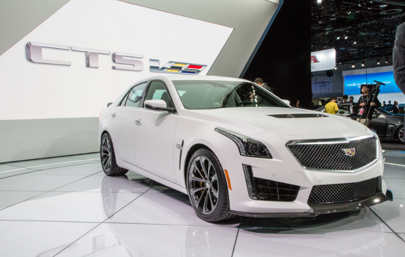 86 The Cadillac Ats V 2020 Price and Release date