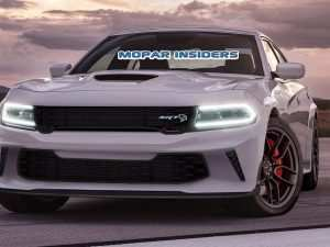 86 The Dodge Hellcat 2020 Pictures