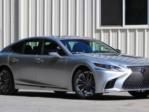 86 The Lexus Ls 2020 New Model and Performance