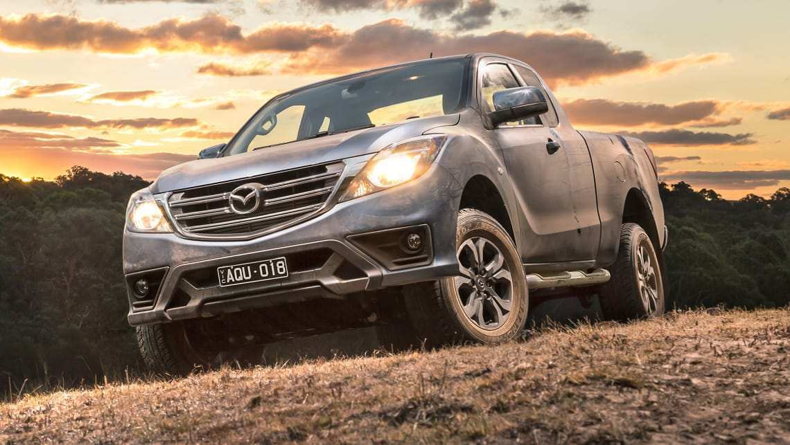 86 The Mazda Bt 50 Pro 2019 Research New