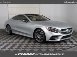 86 The Mercedes S Class 2019 Configurations