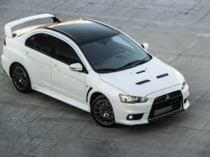 86 The Mitsubishi Lancer 2020 Picture