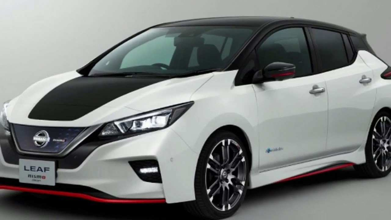 86 The Nissan Leaf 2019 60 Kwh Research New