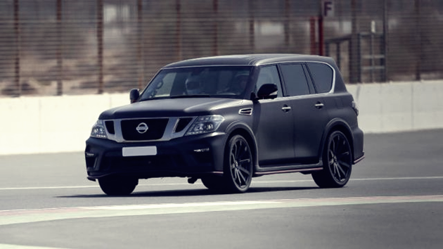 86 The Nissan Patrol 2020 Redesign Release