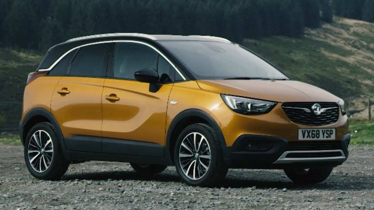 86 The Opel Crossland 2020 Exterior and Interior