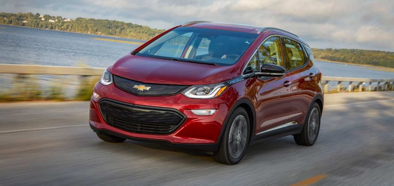 87 A 2019 Chevrolet Bolt Ev Spesification