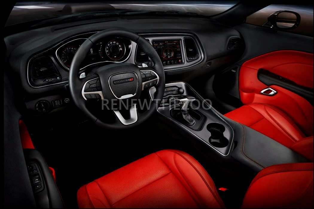 87 A 2020 Dodge Charger Interior Redesign and Concept