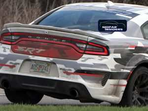 2020 Dodge Charger Srt