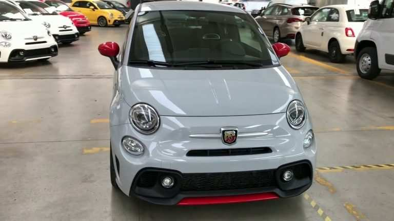 87 A 2020 Fiat 500 Abarth Performance And New Engine