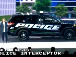 87 A 2020 Ford Police Interceptor Utility Price and Release date