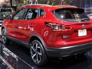 87 A 2020 Nissan Rogue Sport History