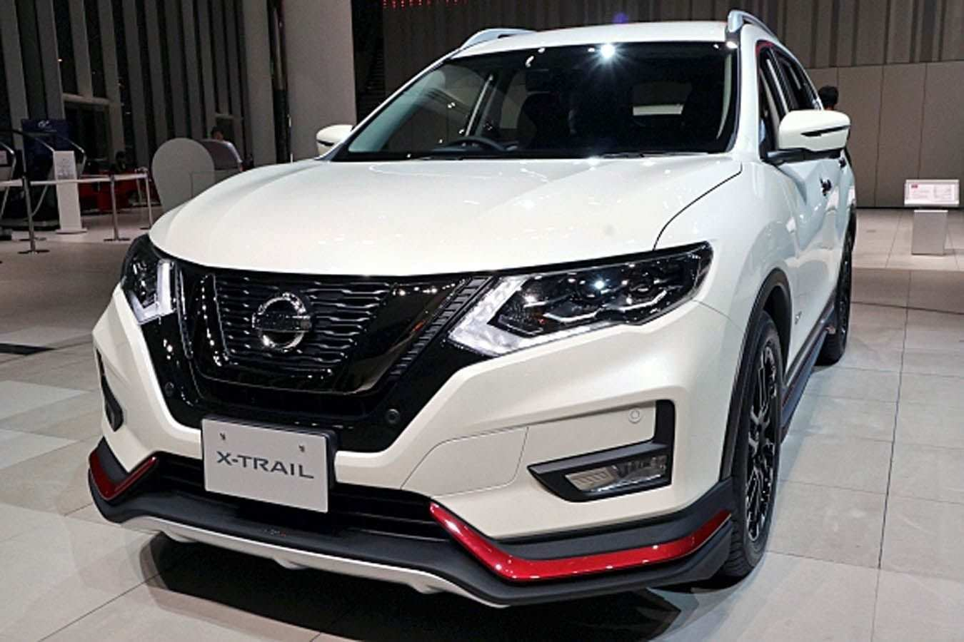 87 A 2020 Nissan X Trail New Review