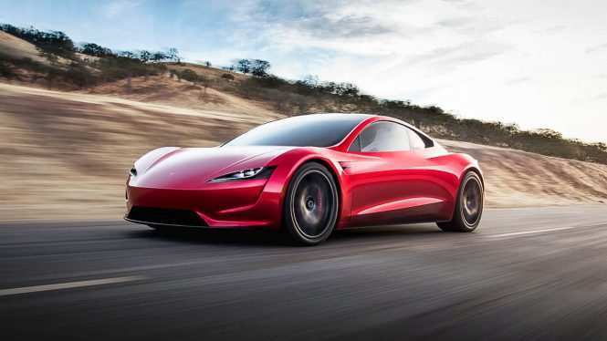 87 A 2020 Tesla Roadster Charge Time Interior