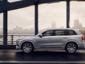 87 A 2020 Volvo Xc90 Images