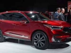87 A Acura Rdx 2020 Changes Redesign and Concept