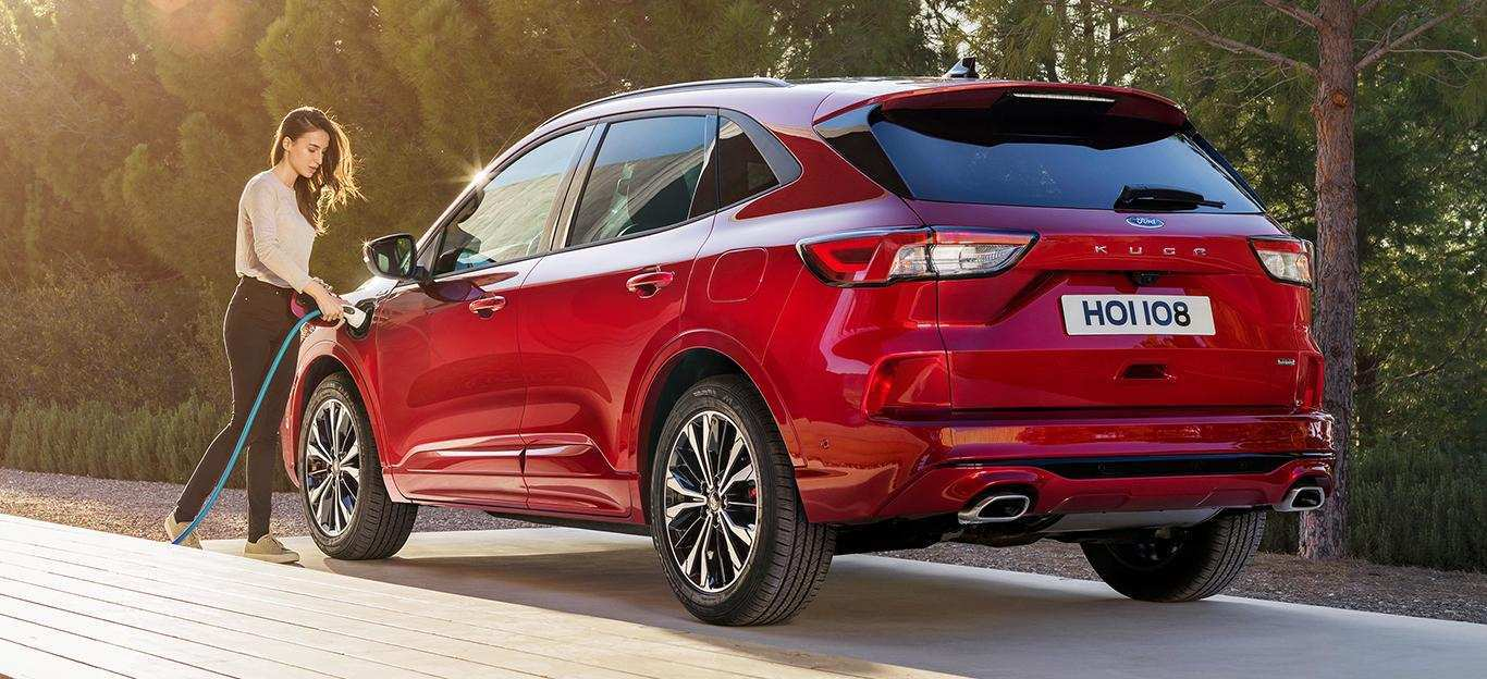 87 A Ford New Kuga 2020 Review