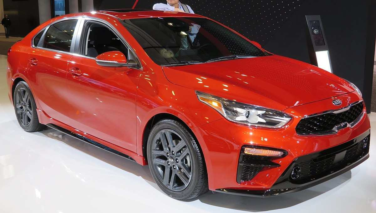 87 A Kia Forte Koup 2020 Redesign and Concept