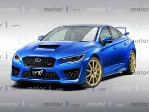 87 A Subaru Wrx Sti 2020 Engine Price and Release date