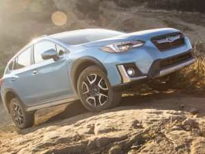 87 A Subaru Xv Hybrid 2019 Review and Release date