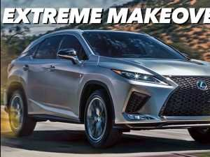 87 A When Will The 2020 Lexus Rx Come Out Rumors