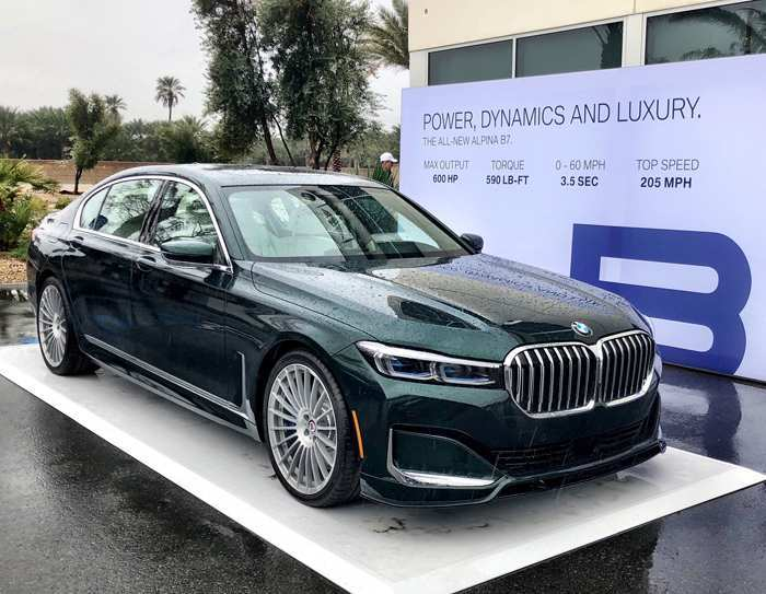 87 All New 2019 Bmw B7 Performance