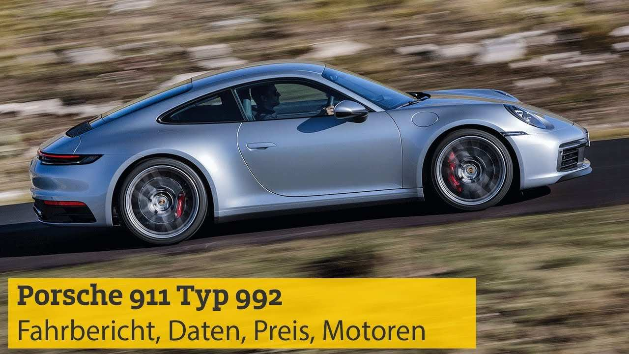 87 All New 2019 Porsche 911 Hybrid Price And Release Date